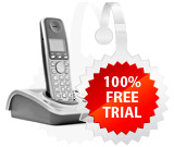 Try our service 100% FREE from your Bell, Rogers, Telus, Videotron home phone or Fido mobile!